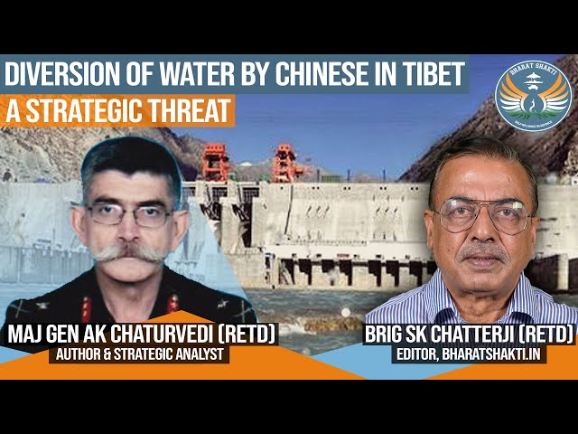 Chinese Mammoth Dams and Diversion of Water in Tibet: A Strategic Threat