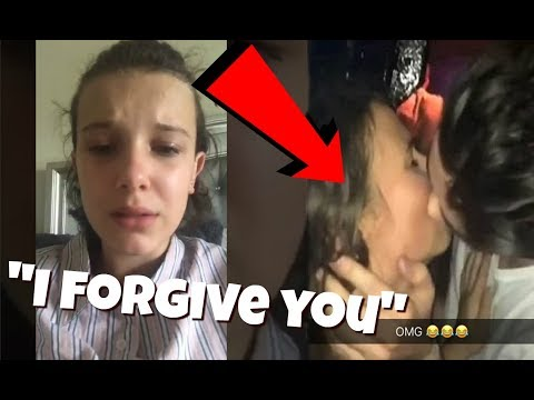 Millie Bobby Brown FORGIVES Jacob Sartorius After He CHEATED ON HER