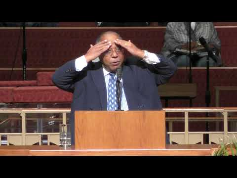 180325 Pastor H. Bruce Maxwell