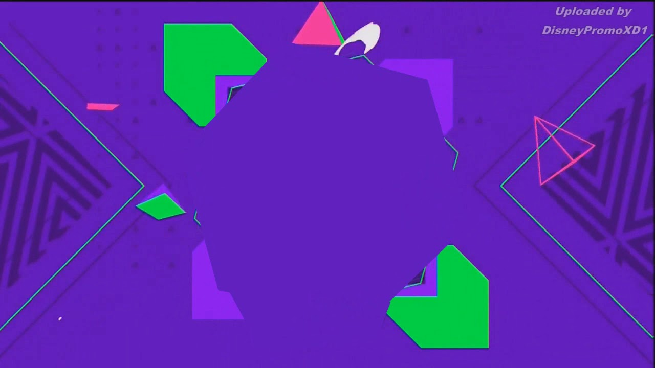 Disney Xd Bumpers 1 : Disney xd bumpers rebrand purple template youtube