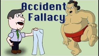 Learning Logic  []  Accident Fallacy ...............#29