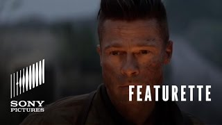 FURY Featurette: Recreating Hell