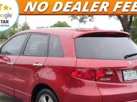 2007 Acura RDX SH AWD w/Tech 4dr SUV w/Technology Package (POMPANO BEACH, Florida)