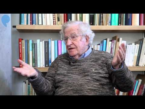 Noam Chomsky: Who are the great thinkers producing work today?