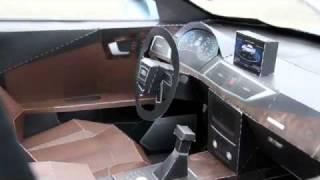 Audi A7 из бумаги.. видео)(Потрачено 285 листов бумаги. Работа заняла 245 часов. Автор -- Teras Lesko., 2011-04-21T11:40:02.000Z)