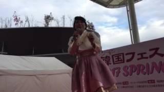 Mariko 名古屋コリアスプリングフェスティバル2017⓷