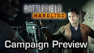 Tactical Freedom Comes to Single Player Campaign - Battlefield Hardline