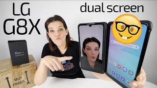LG G8X Dual Screen -¿VISIONARIOS o CABEZONES?-