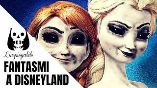 I terrificanti fantasmi di Disneyland