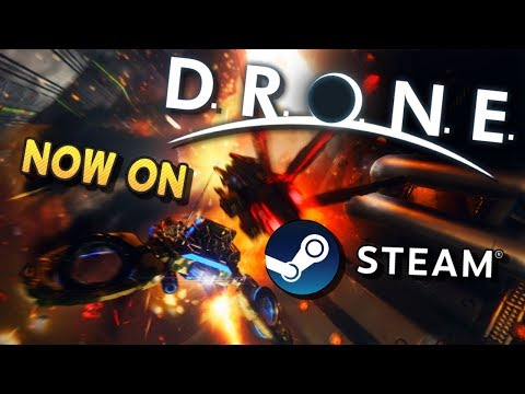 DRONE - Now on Steam!!!