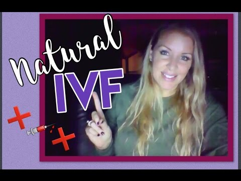 Natural IVF is a thing? OMG YES!
