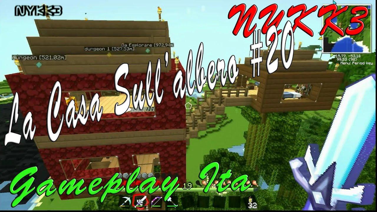 La casa sull 39 albero 20 minecraft tekkit gameplay ita hd youtube - Casa sull albero minecraft ...