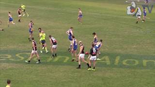 Development Highlights vs Werribee