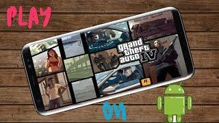 PLAY GTA IV ON ANDRIOD