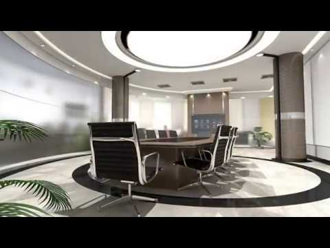 Interior Design - Office Meeting Rooms