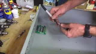 mini mill cnc conversion part 1 control box