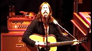 Chris Robinson And The New Earth Mud 17 October 2003 Boston MA Orpheum Theatre