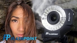 Flashpoint Ring Li-On 400w/s Ring Flash: Product Overview