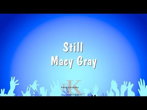 Still - Macy Gray (Karaoke Version)