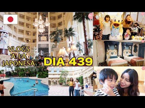 Conocimos a MICKEY MOUSE + Fuimos al TOKYO DISNEY HOTEL - JAPON - Ruthi San ♡ 11-08-17