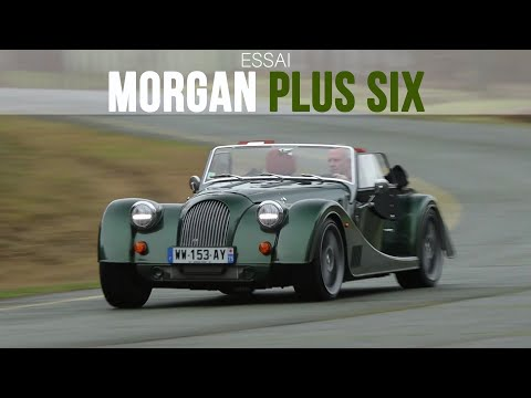 Essai Morgan Plus Six 2020