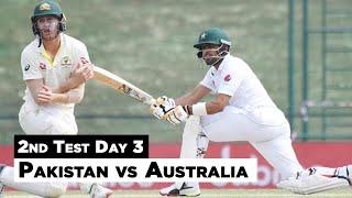 Pakistan Vs Australia Highlights | 2nd Test Day 3 | PCB