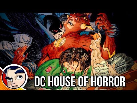 DC HOUSE OF HORROR! Justice League of Zombies, Demon Superman - Rebirth Complete Story