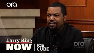 Ice Cube on Trump and the war on drugs | Larry King Now | Ora.TV