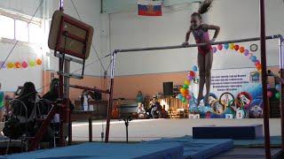 Чемпионат по спортивной гимнастике прошел в Ишиме