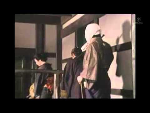 時代劇:真野響子レイプ【未遂】シーン【新・座頭市】