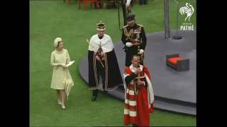 The Dragons & 666 Heraldry of Prince Charles of Wales