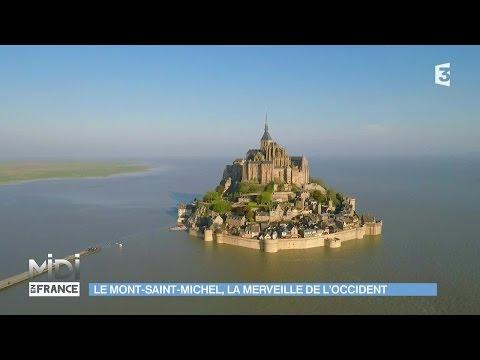 SUIVEZ LE GUIDE : Le Mont-Saint-Michel, la merveille de l'Occident