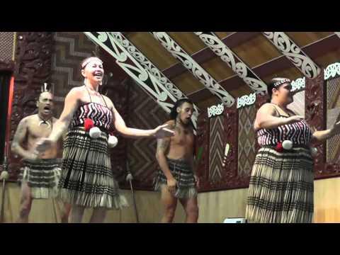 ( Māori ) The Mouri People -  Music & Tradition New Zealand 2016