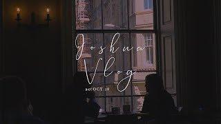 •Vlog - 20.oct.18ㅣ#1.영국의 기록 Lo…
