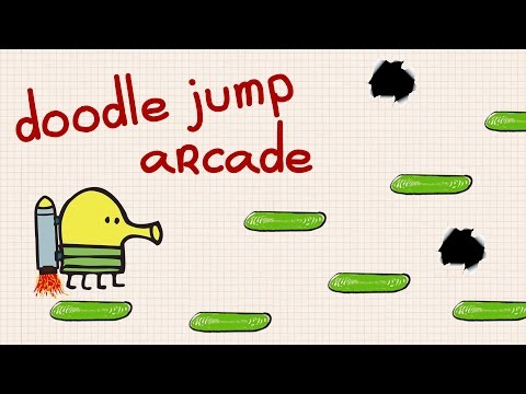 Get Doodle Jump - Arcade Ticket Game Images