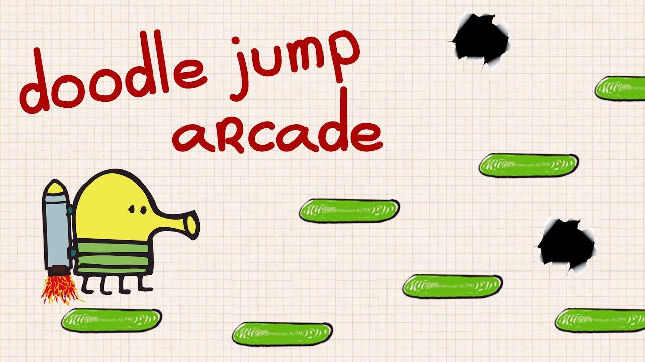 Doodle Jump HD wallpapers for iPhone