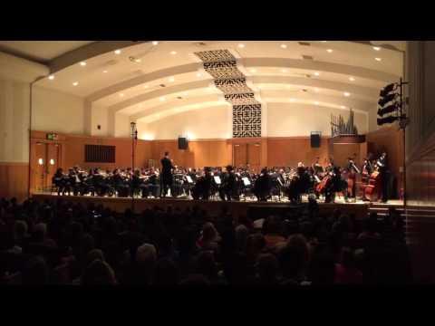 Dvorak New World Symphony
