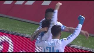 Il gol di hamsik (70') - bologna - napoli 1-7 - giornata 23 - serie a tim 2016/17