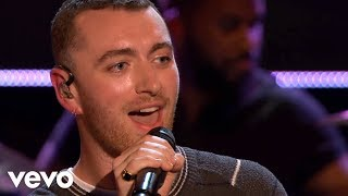 Sam Smith - Father Figure in the Live Lounge