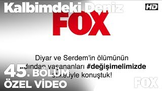 Diyar ve Serdem'in ölümünün ardından yaşananları #değişimelimizde etiketiyle konuştuk!