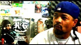 "ICE-T - ""Black Ice"" - Real Hip-Hop!"