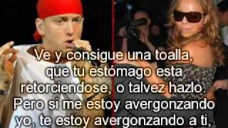 Eminem diss Mariah Carey - The warning Subtitulada y Traducida