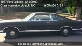 1967 Ford Galaxie  for sale in Nationwide, NC 27603 at Class #VNclassics