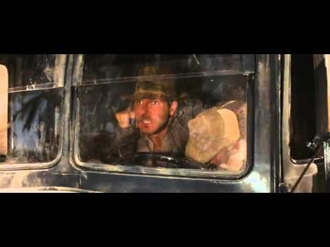 Indiana Jones Truck Chase