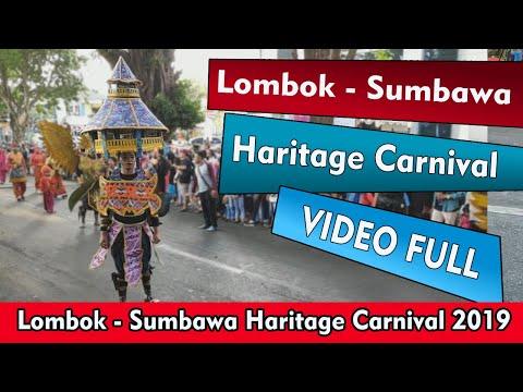 Lombok Sumbawa Haritage Carnival 2019 - Lensa Kids