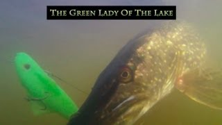 The Green Lady of the Lake