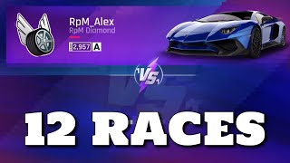 Asphalt 9 - 1vs1 Tournament - HOW RUSTY AM I?