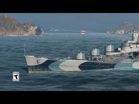 You Haven't Played World of Warships Yet?!