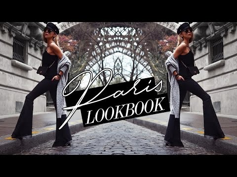 PARIS LOOKBOOK // What to wear in Paris!