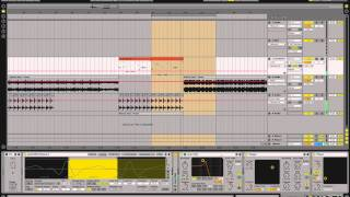 "Ableton Project French bass ""Patrick Alavi - Power"""